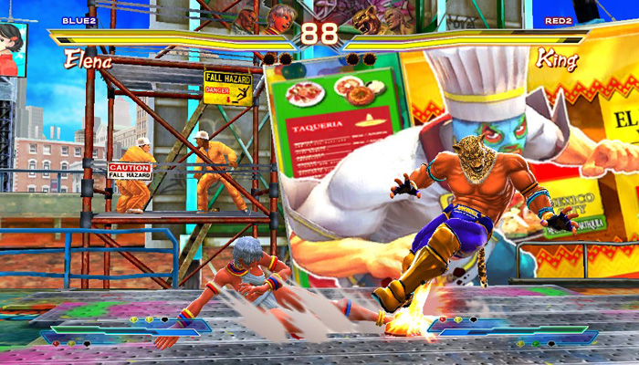 Điểm mặt 12 nhân vật mới của Street Fighter X Tekken - Ảnh 23