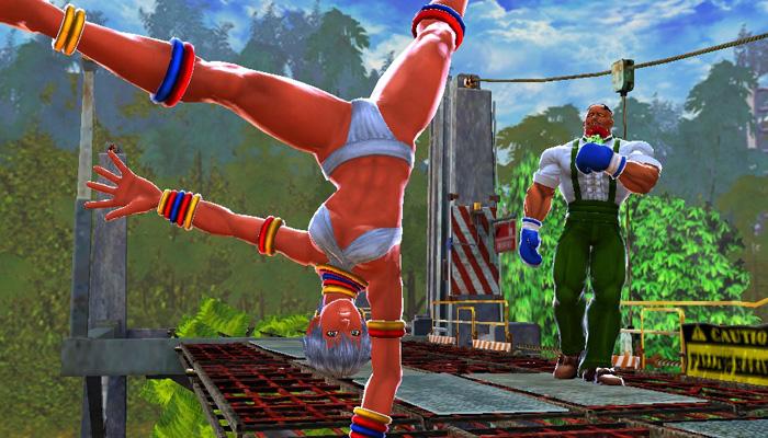Điểm mặt 12 nhân vật mới của Street Fighter X Tekken - Ảnh 24