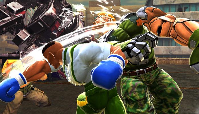 Điểm mặt 12 nhân vật mới của Street Fighter X Tekken - Ảnh 25