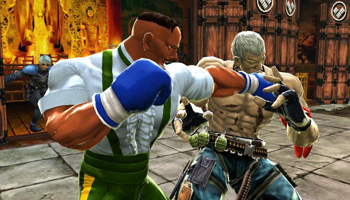 Điểm mặt 12 nhân vật mới của Street Fighter X Tekken - Ảnh 27