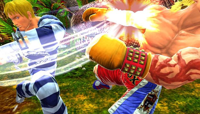 Điểm mặt 12 nhân vật mới của Street Fighter X Tekken - Ảnh 30