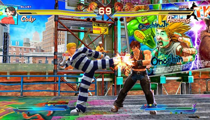 Điểm mặt 12 nhân vật mới của Street Fighter X Tekken - Ảnh 31