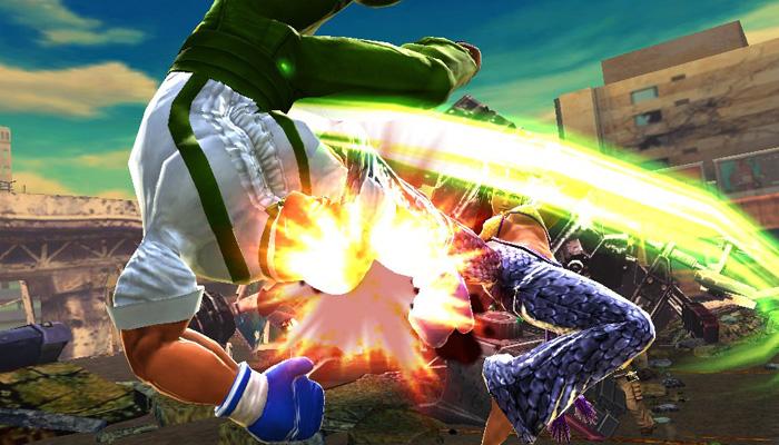 Điểm mặt 12 nhân vật mới của Street Fighter X Tekken - Ảnh 33