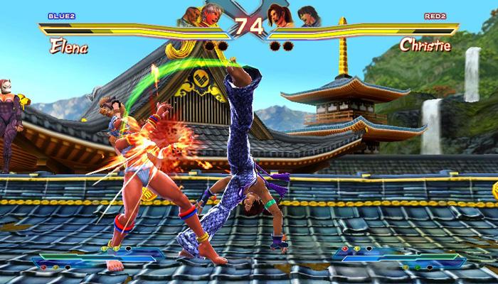 Điểm mặt 12 nhân vật mới của Street Fighter X Tekken - Ảnh 36