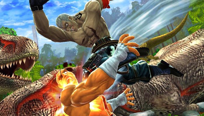 Điểm mặt 12 nhân vật mới của Street Fighter X Tekken - Ảnh 37