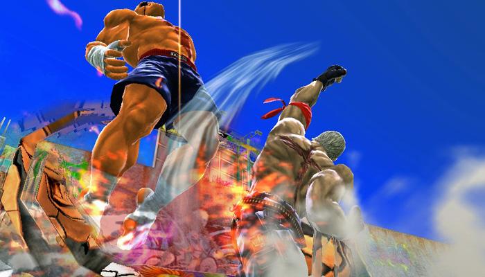 Điểm mặt 12 nhân vật mới của Street Fighter X Tekken - Ảnh 38