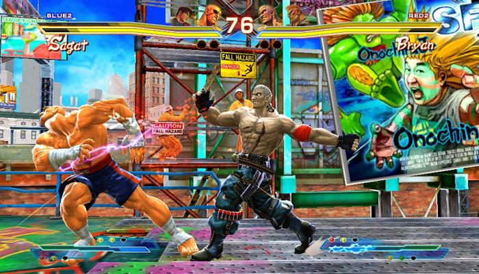Điểm mặt 12 nhân vật mới của Street Fighter X Tekken - Ảnh 40