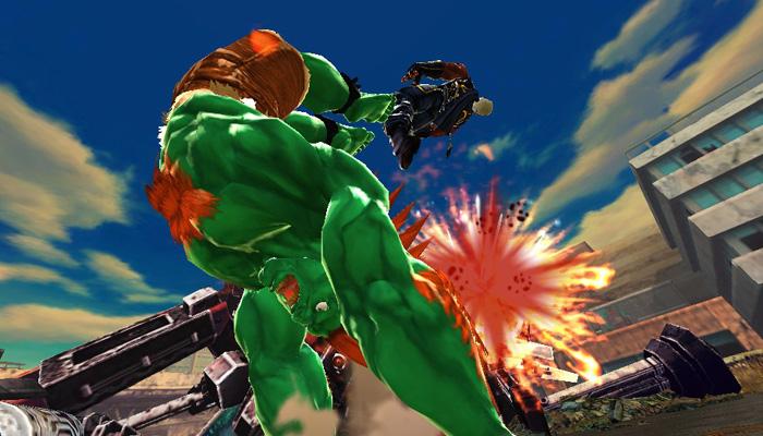 Điểm mặt 12 nhân vật mới của Street Fighter X Tekken - Ảnh 42
