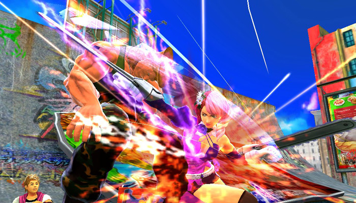 Điểm mặt 12 nhân vật mới của Street Fighter X Tekken - Ảnh 46