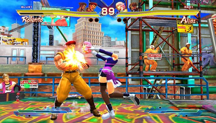 Điểm mặt 12 nhân vật mới của Street Fighter X Tekken - Ảnh 48