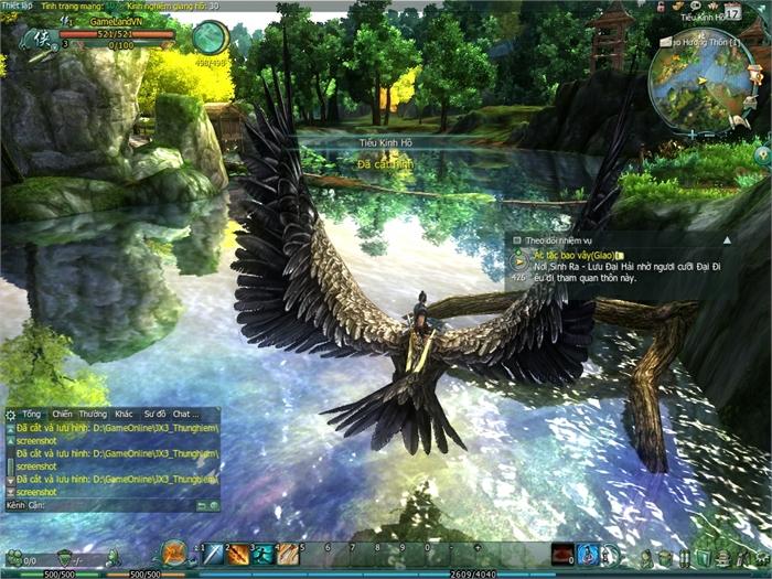 Soi cận cảnh Võ Lâm Truyền Kỳ 3D bản tiếng Việt - Ảnh 15