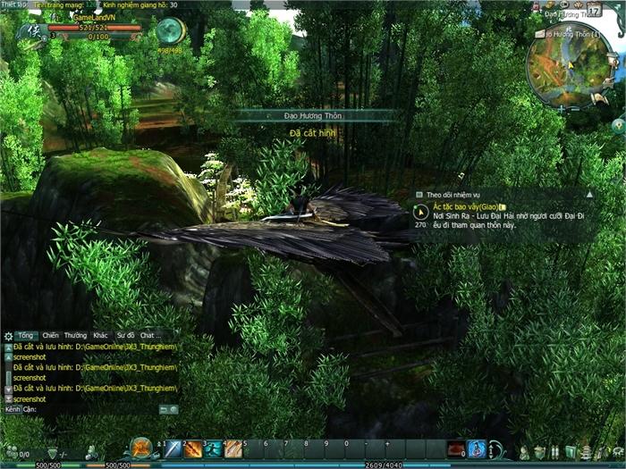 Soi cận cảnh Võ Lâm Truyền Kỳ 3D bản tiếng Việt - Ảnh 27