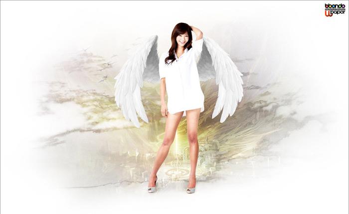 Gina Choi gợi cảm với cosplay Maestia Online - Ảnh 6