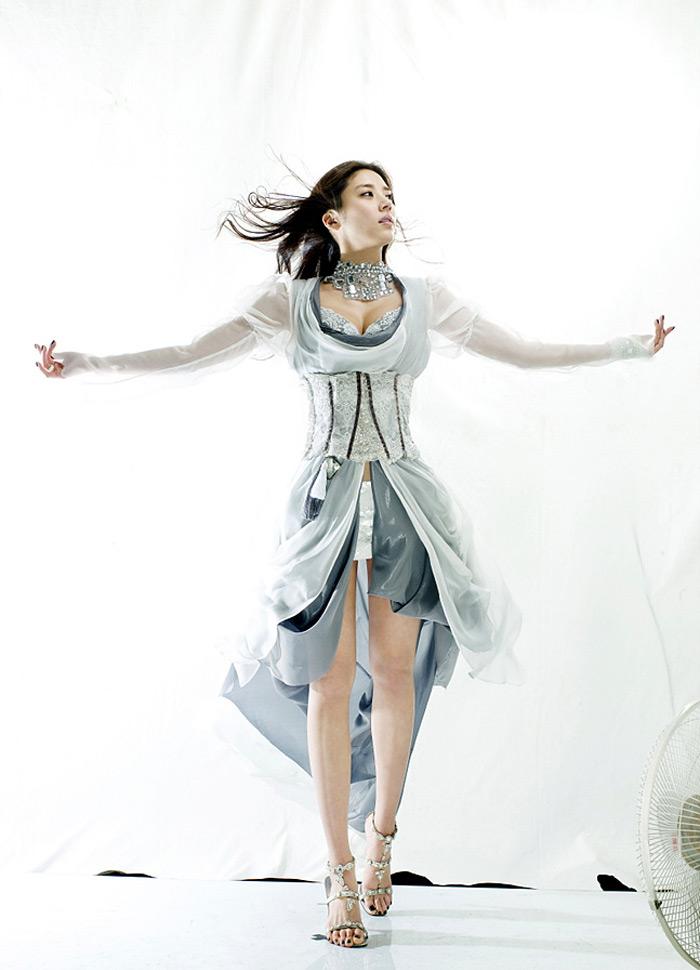 Bộ ảnh cosplay Priston Tale 2 tuyệt đẹp của Son Dam Bi - Ảnh 4
