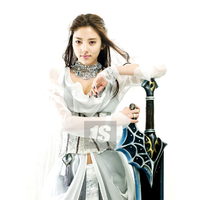 Bộ ảnh cosplay Priston Tale 2 tuyệt đẹp của Son Dam Bi - Ảnh 6
