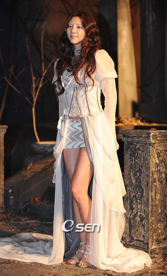 Bộ ảnh cosplay Priston Tale 2 tuyệt đẹp của Son Dam Bi - Ảnh 8
