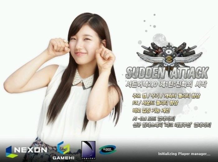 Ngắm cô dâu Suzy (Miss A) trong Sudden Attack 2.0 - Ảnh 6
