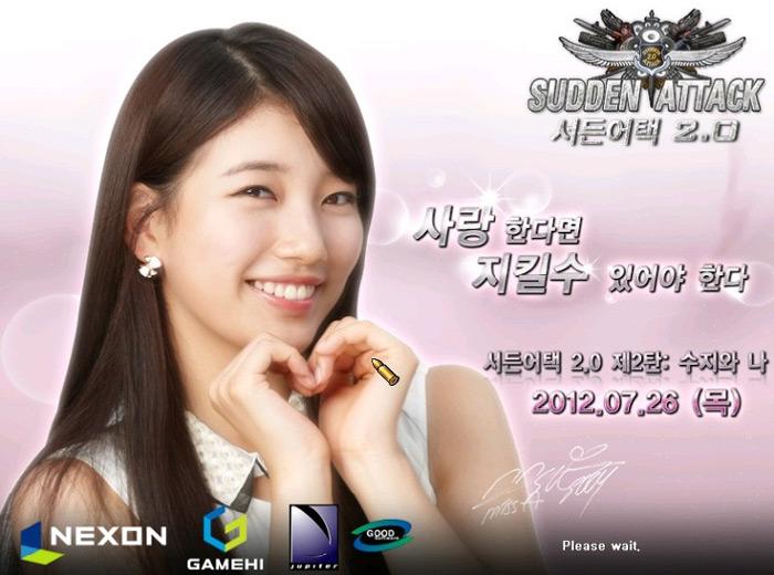Ngắm cô dâu Suzy (Miss A) trong Sudden Attack 2.0 - Ảnh 7