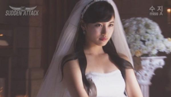 Ngắm cô dâu Suzy (Miss A) trong Sudden Attack 2.0 - Ảnh 10
