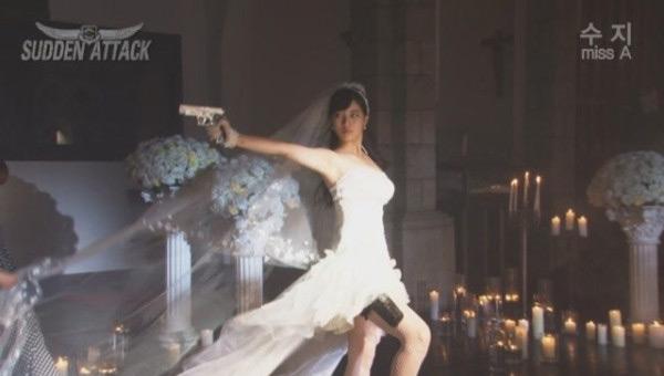 Ngắm cô dâu Suzy (Miss A) trong Sudden Attack 2.0 - Ảnh 11