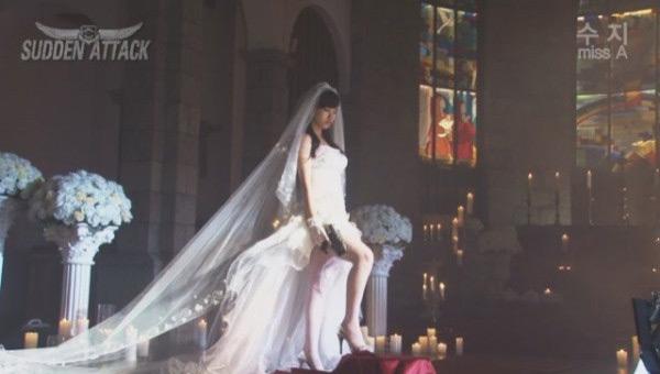 Ngắm cô dâu Suzy (Miss A) trong Sudden Attack 2.0 - Ảnh 13