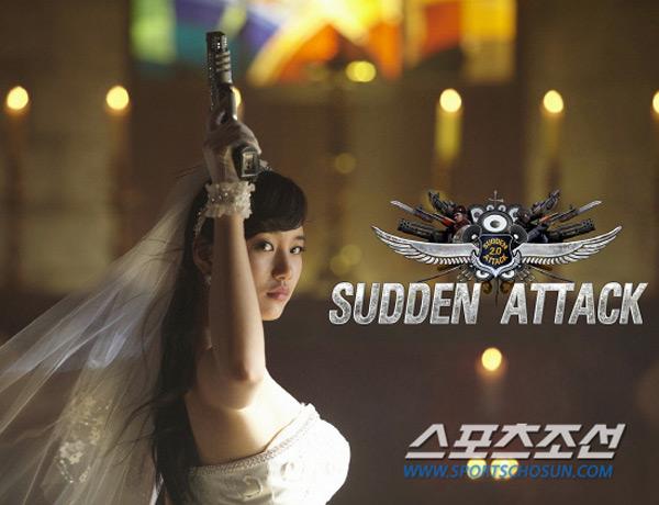 Ngắm cô dâu Suzy (Miss A) trong Sudden Attack 2.0 - Ảnh 14