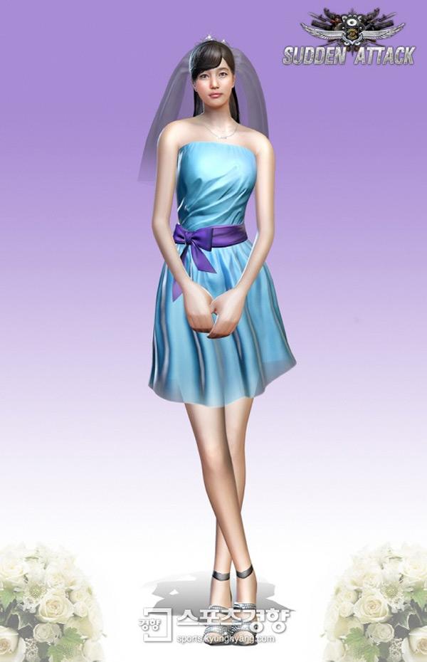 Ngắm cô dâu Suzy (Miss A) trong Sudden Attack 2.0 - Ảnh 17