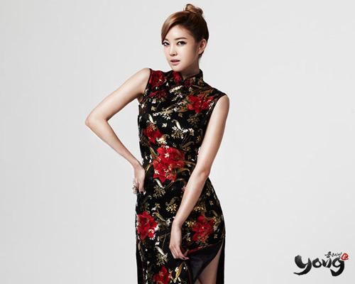 NS Yoon Ji khoe lưng trần gợi cảm trong Yong - Ảnh 6