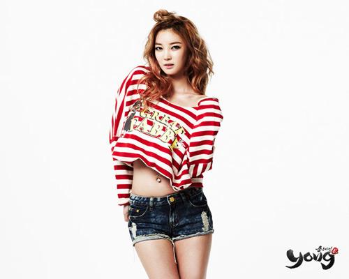 NS Yoon Ji khoe lưng trần gợi cảm trong Yong - Ảnh 10