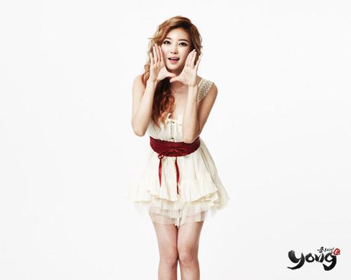 NS Yoon Ji khoe lưng trần gợi cảm trong Yong - Ảnh 12