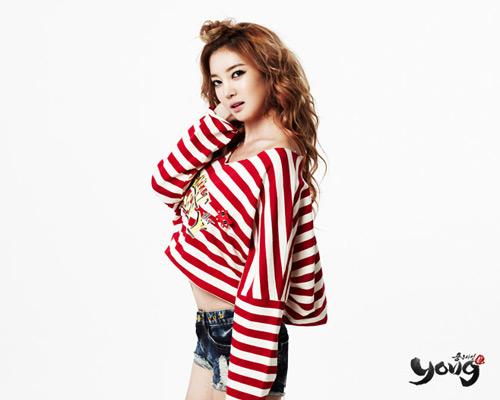 NS Yoon Ji khoe lưng trần gợi cảm trong Yong - Ảnh 15
