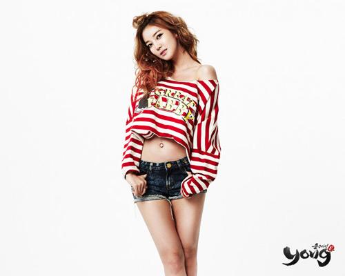 NS Yoon Ji khoe lưng trần gợi cảm trong Yong - Ảnh 17