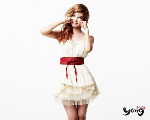 NS Yoon Ji khoe lưng trần gợi cảm trong Yong - Ảnh 13