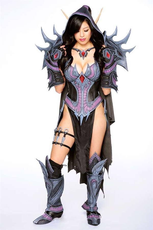 "Bộ ảnh cosplay ""Women of Warcraft"" tại BlizzCon 2010 - Ảnh 1"