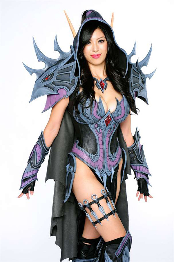 "Bộ ảnh cosplay ""Women of Warcraft"" tại BlizzCon 2010 - Ảnh 2"