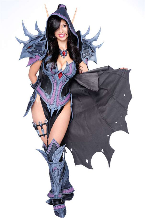 "Bộ ảnh cosplay ""Women of Warcraft"" tại BlizzCon 2010 - Ảnh 4"