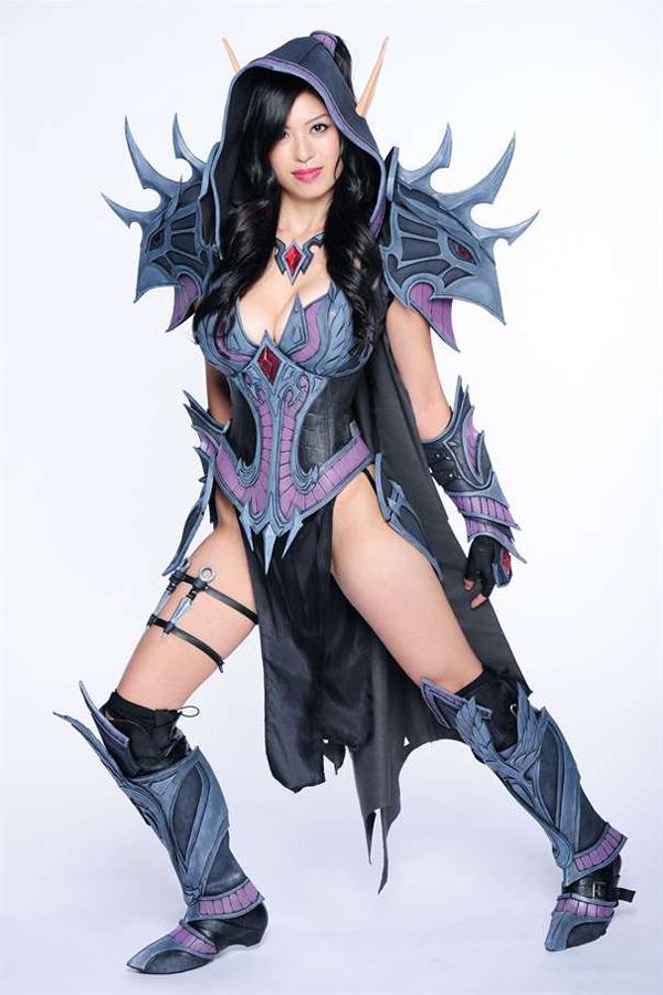 "Bộ ảnh cosplay ""Women of Warcraft"" tại BlizzCon 2010 - Ảnh 5"