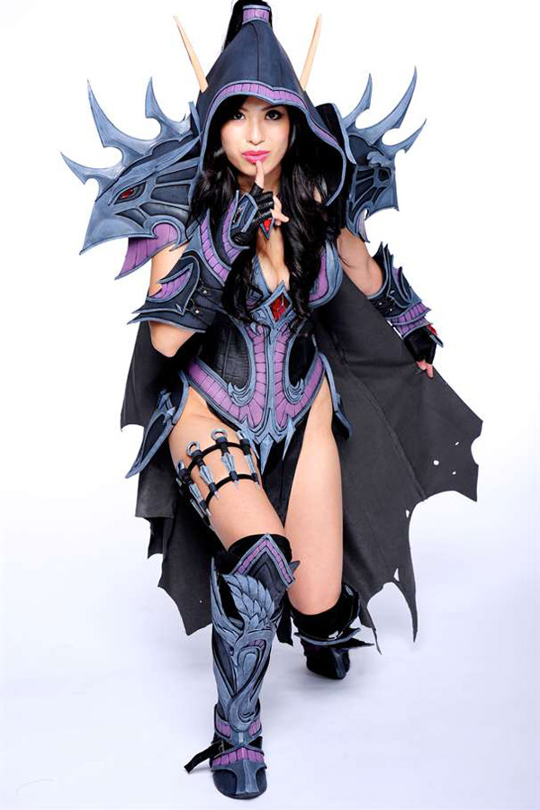 "Bộ ảnh cosplay ""Women of Warcraft"" tại BlizzCon 2010"