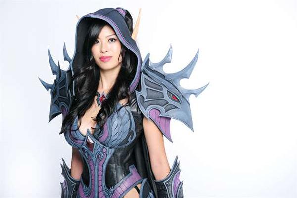 "Bộ ảnh cosplay ""Women of Warcraft"" tại BlizzCon 2010 - Ảnh 7"