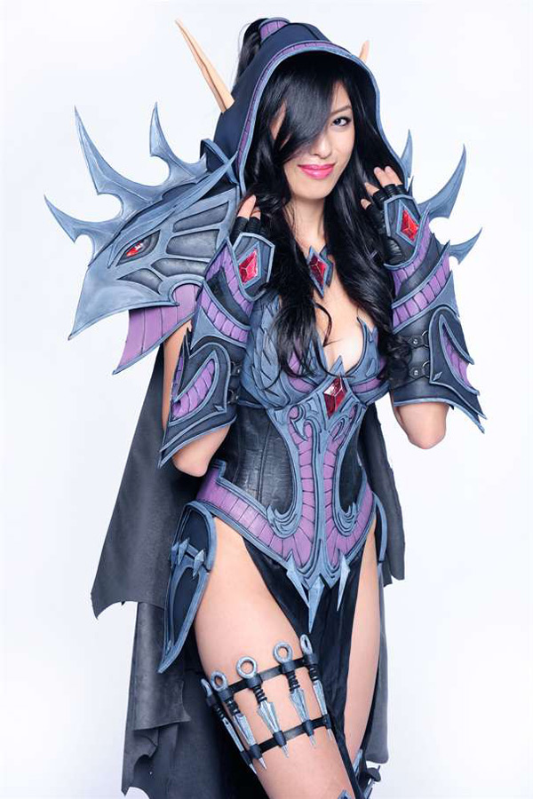 "Bộ ảnh cosplay ""Women of Warcraft"" tại BlizzCon 2010 - Ảnh 8"