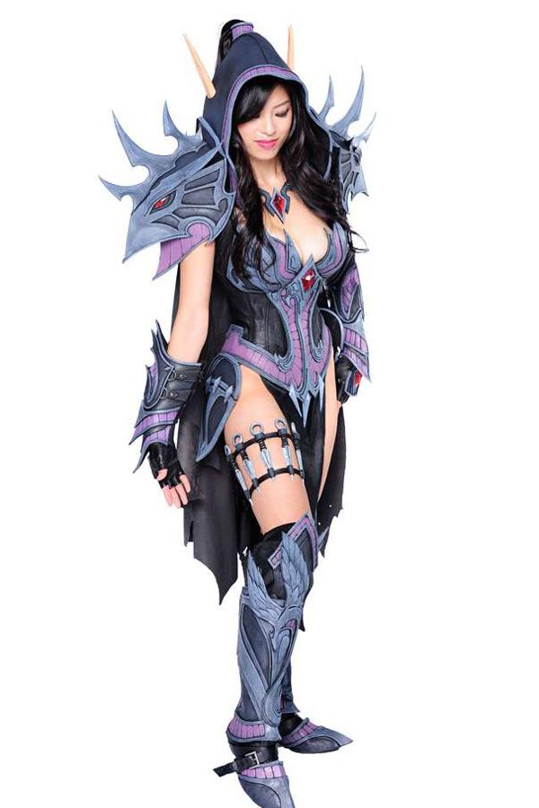 "Bộ ảnh cosplay ""Women of Warcraft"" tại BlizzCon 2010 - Ảnh 9"