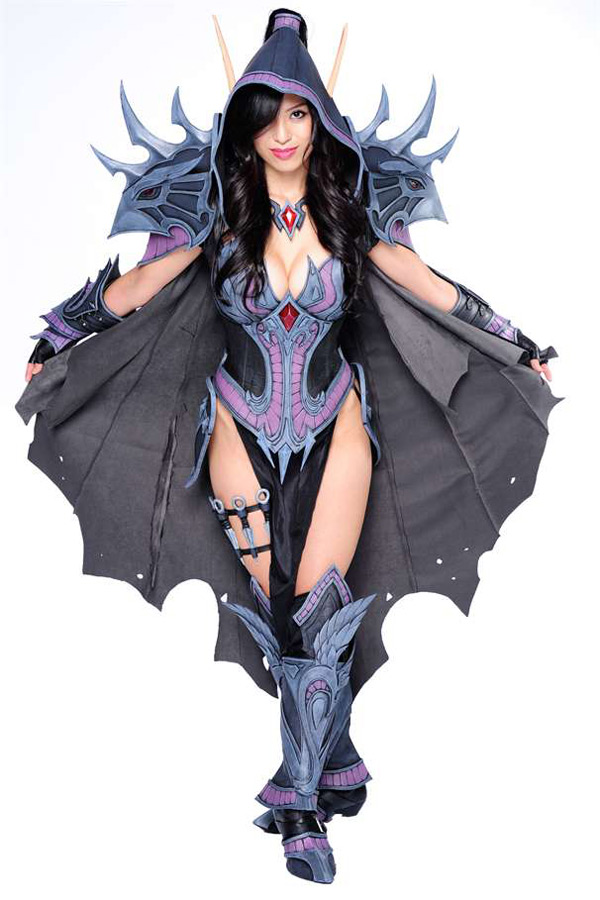 "Bộ ảnh cosplay ""Women of Warcraft"" tại BlizzCon 2010 - Ảnh 11"