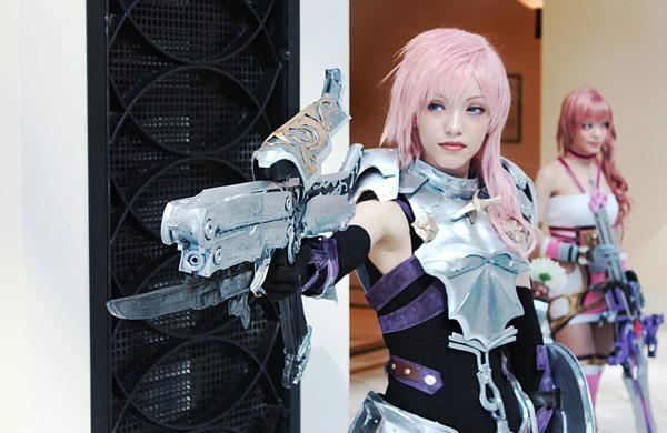 Cosplay Lightning Farron tuyệt đẹp của Yuurisans - Ảnh 13
