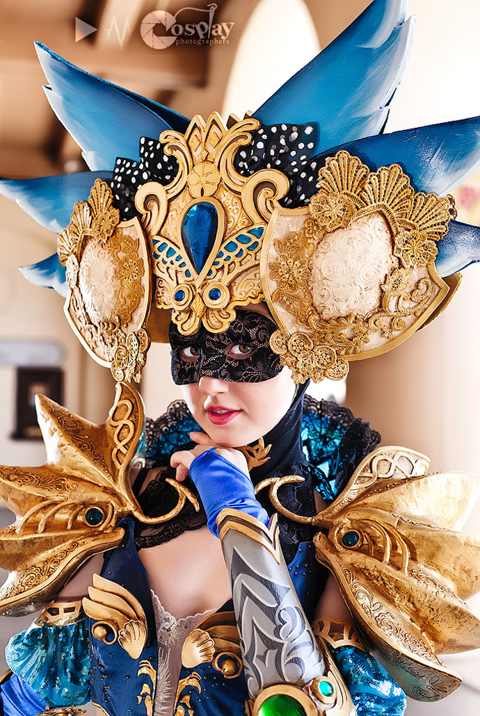 Cosplay Guild Wars 2 tuyệt đẹp của Enayla Cosplay