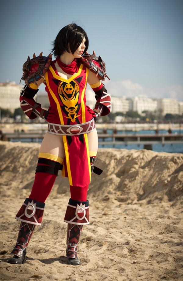 Kamui và bộ ảnh cosplay tuyệt đẹp về Vanessa VanCleef - Ảnh 2