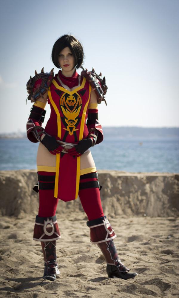 Kamui và bộ ảnh cosplay tuyệt đẹp về Vanessa VanCleef - Ảnh 7