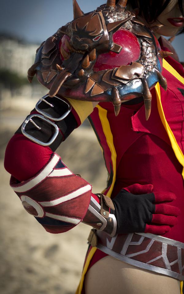 Kamui và bộ ảnh cosplay tuyệt đẹp về Vanessa VanCleef - Ảnh 9