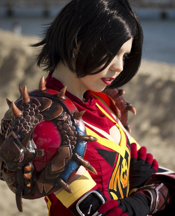 Kamui và bộ ảnh cosplay tuyệt đẹp về Vanessa VanCleef - Ảnh 10