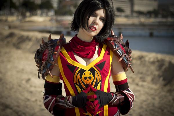 Kamui và bộ ảnh cosplay tuyệt đẹp về Vanessa VanCleef - Ảnh 12