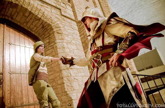 Sát thủ Ezio trong Assassin's Creed II cực đẹp trai - Ảnh 7